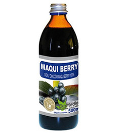 Maqui Berry Sok