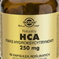 Solgar HCA Naturalny Kwas Hydroksycytrynowy