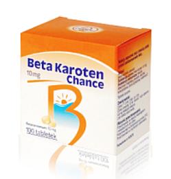 Beta Karoten Chance