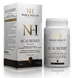 Noble Health Acai Berry