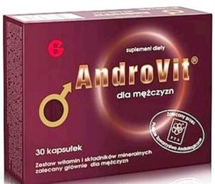 AndroVit dla mężczyzn