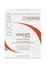 Ducray Anacaps Tri-Activ