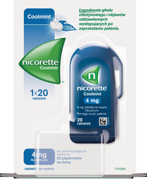 Nicorette Coolmint 4mg