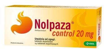 Nolpaza Control