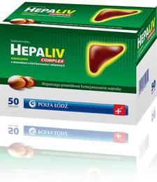 Hepaliv Complex