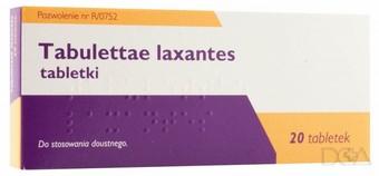 Tabulettae Laxantes