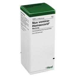 Heel Nux Vomica Homaccord