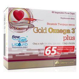 Olimp Gold Omega-3 Plus